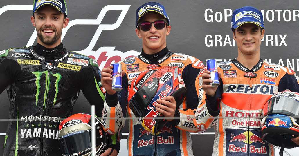 MotoGP 2017. Le pagelle del GP di Germania