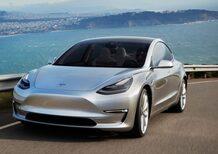 Tesla Model 3, venerdì arriva la prima