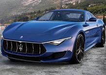 Maserati Alfieri: ecco il rendering. Darà battaglia a Jaguar, Porsche e Mercedes