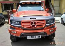 Mercedes Ener-G-Force Replica: una Tata Xenon non troppo convinta
