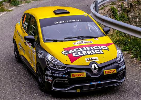 Renault Clio R3T e Clio RS 220 EDC Trophy [VIDEO]