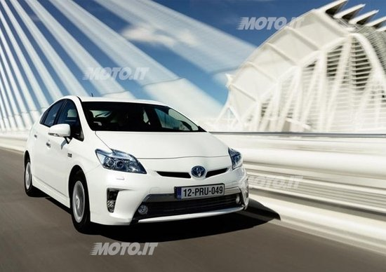 Traguardo Toyota, 8 milioni di ibride vendute nel mondo