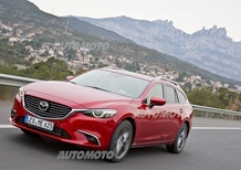 Mazda6 restyling [VIDEO]