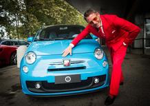 60 anni di Fiat 500, gli auguri di Lapo Elkann