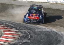 WRX 2015, Norvegia. Hansen (208) dominatore. Peugeot in testa nei Costruttori