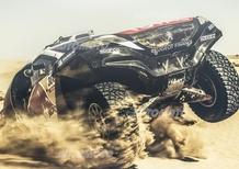 Dakar 2016. Intanto Peugeot schiera due 2008 DKR in Cina