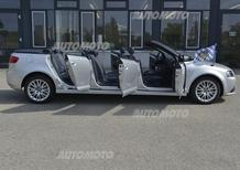Audi A3 Cabrio XXL, sei porte e otto posti. Avete visto bene!