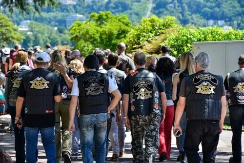 Grande successo a Lugano per l'HOG European Rally (5)