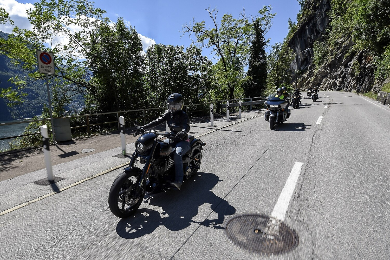 Grande successo a Lugano per l'HOG European Rally