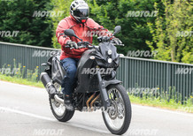Nuova Yamaha Ténéré 700  2018. Il Concept T7 è realtà: prime foto