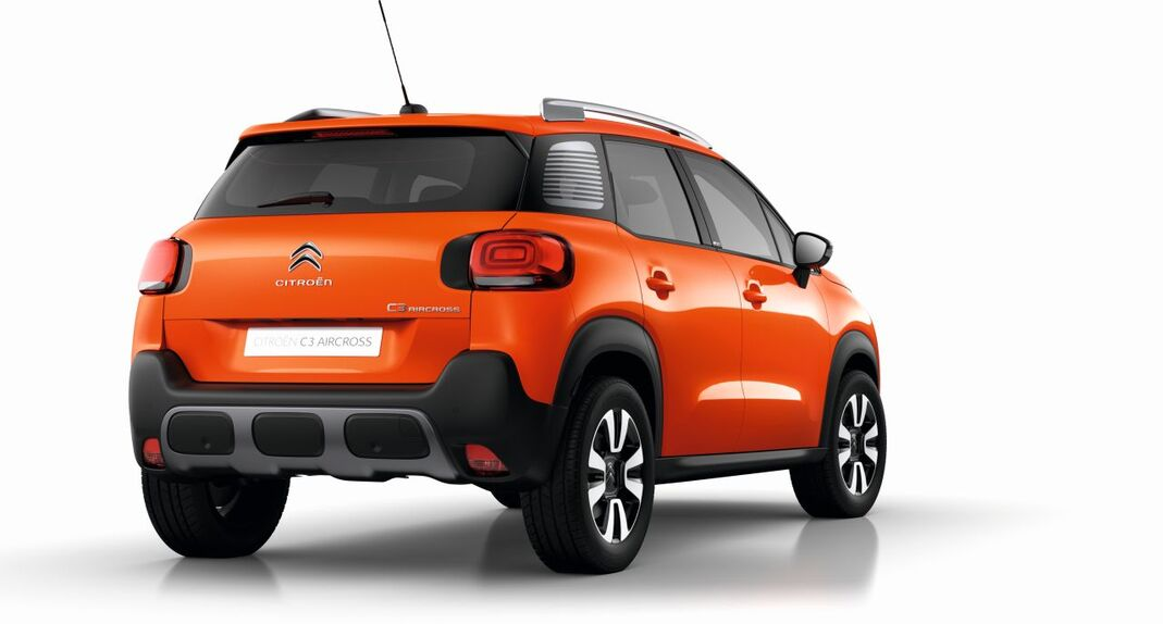 citroen c3 aircross endlesspossibilities edition news. Black Bedroom Furniture Sets. Home Design Ideas