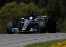 F1, GP Austria 2017: pole per Bottas. Secondo Vettel