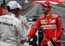 F1, GP Austria 2017: Hamilton-Vettel, la vera storia di una stretta di mano