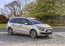 Nuova Citroen Grand C4 Picasso 1.6 BlueHDi 120 CV [Video Test Drive]