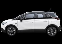 Opel Crossland X in offerta da  14900 / 149 € mese