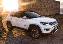 Jeep Compass Business, novità per i professionisti
