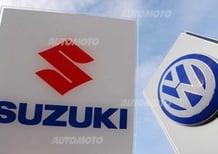Suzuki dopo lo scandalo diesel cede l'1,5% di VW a Porsche SE