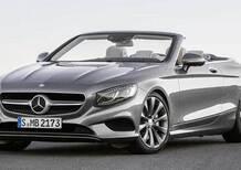 Mercedes Classe S Cabrio: ecco la nuova frontiera del lusso