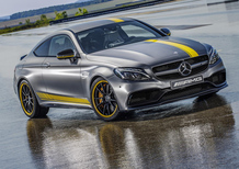 Mercedes AMG C63 S Coupe Edition 1: si ispira al DTM