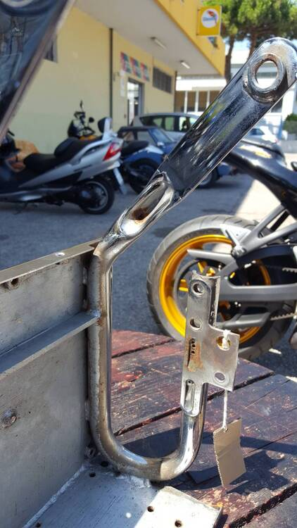 Supporto Bauletto Harley Harley-Davidson (4)