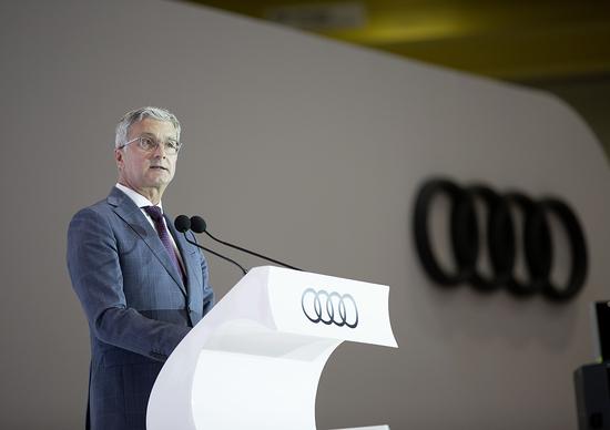 Rupert Stadler: «Con Audi AI riprendiamo il controllo del tempo»