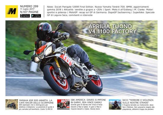 Magazine n° 299, scarica e leggi il meglio di Moto.it