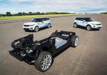 Land Rover e Jaguar electric Drive Module: nuove piattaforme per l'ibrido