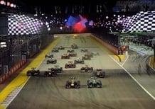 Orari TV Formula 1 GP Singapore  2015 Sky e Rai