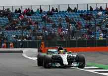 F1, GP Silverstone 2017: pole per Hamilton. Secondo Raikkonen