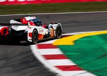 WEC 2017, 6 Ore del Nürburgring: pole per Toyota