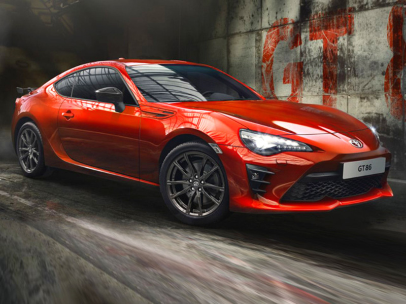 Toyota GT86 2.0 Orange Limited Edition