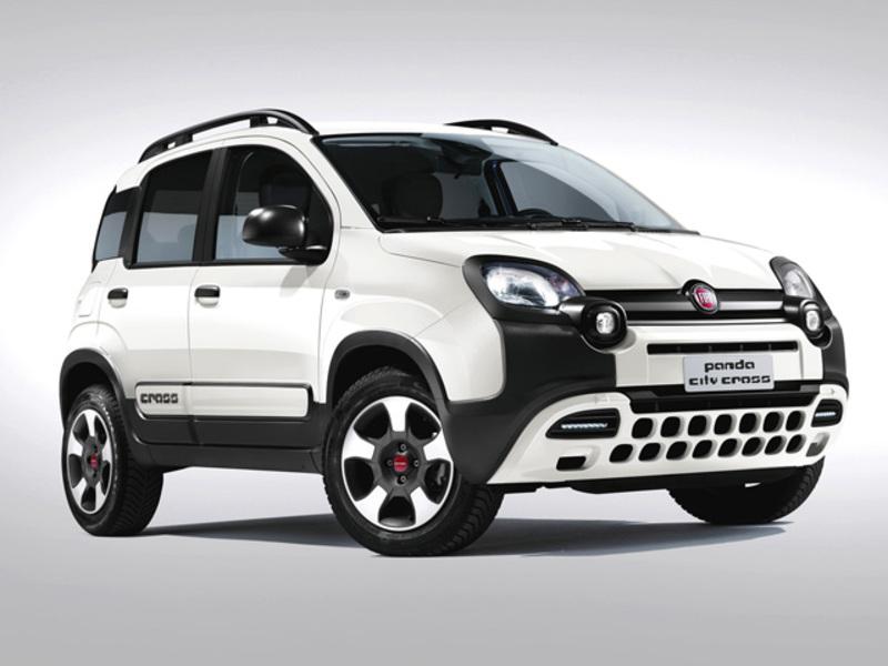 Fiat Panda 1.2 City Cross