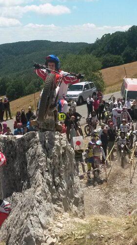 Campionato italiano trial, 5a prova al Terminillo (3)