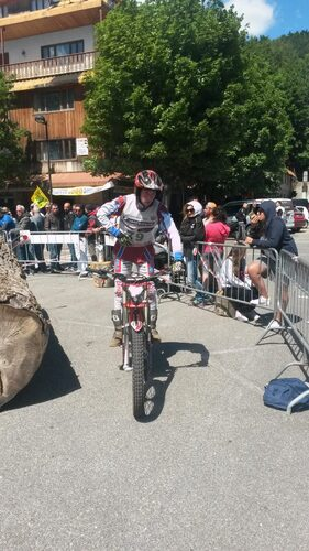 Campionato italiano trial, 5a prova al Terminillo (5)