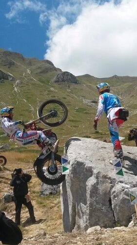 Campionato italiano trial, 5a prova al Terminillo (6)