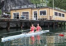 Rinasce il sodalizio fra Canottieri Moto Guzzi e la Casa di Mandello