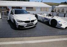 """BMW: a PierLuigi Martini una """"Le Mans Winner Hommage"""" per la vittoria del '99"""