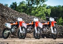Demo ride per le KTM Offroad 2016