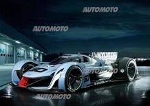 "Hyundai N2025 Vision ""Gran Turismo"", 884 CV a idrogeno"