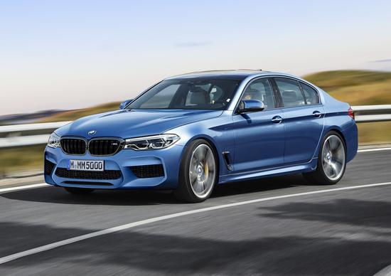 Nuova BMW M5: la immaginiamo così