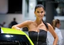Salone dell'auto di Francoforte 2015: ecco le ragazze più belle!
