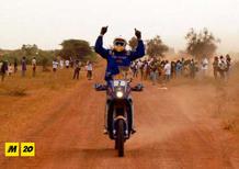20 anni di sport. Dakar 2007: Lisbona-Dakar