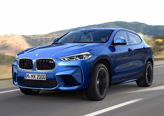 bmw x2 m rendering news. Black Bedroom Furniture Sets. Home Design Ideas