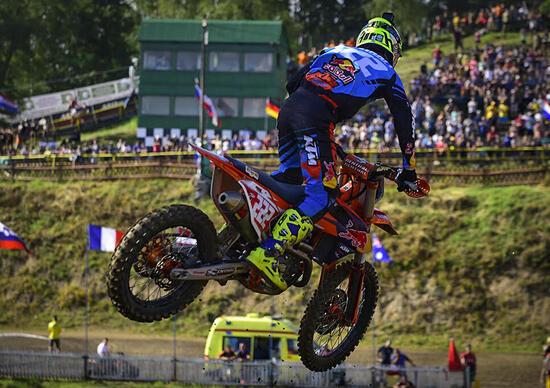 MXGP. Cairoli e Jonass vincono il GP della Repubblica Ceca