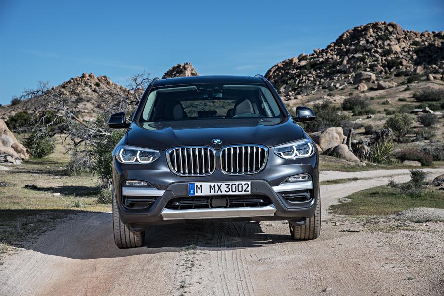 BMW X3 (2017->>) (3)