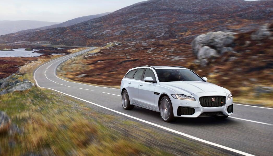 Jaguar XF Sportbrake (2017->>) (2)