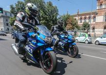 Suzuki GSX250R: la nostra prova in città e sui passi con Passione Motori