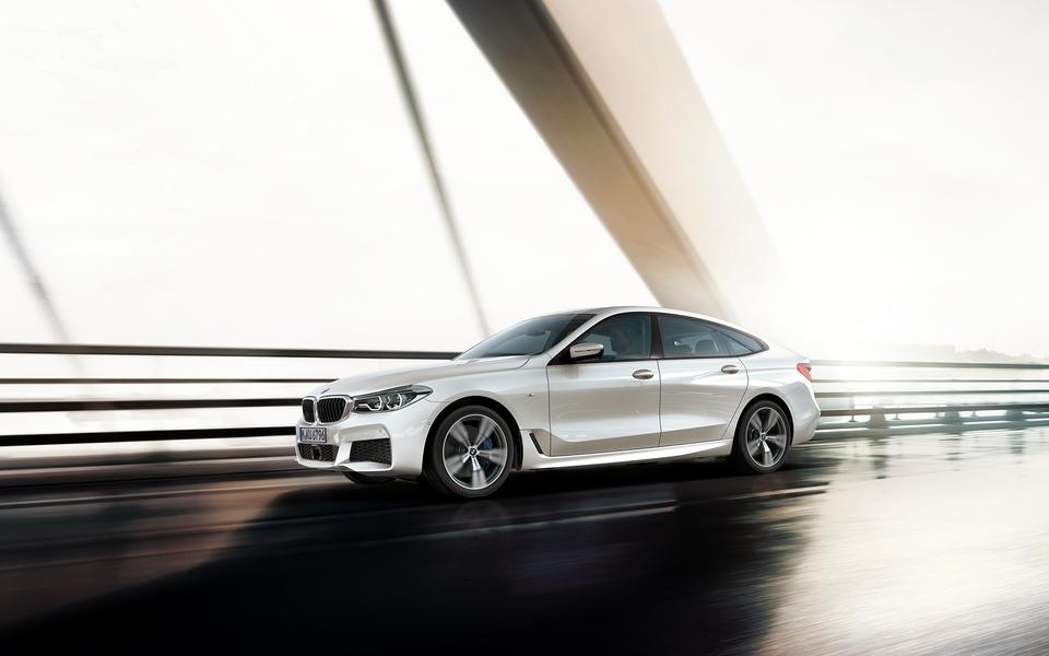BMW Serie 6 Gran Turismo (4)