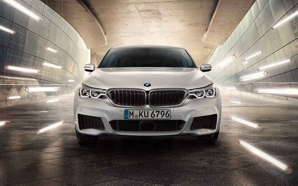 BMW Serie 6 Gran Turismo (5)