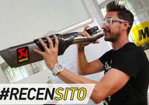 Akrapovic per Yamaha R6. Recensito scarico slip-on